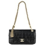 CHANEL Bag With Gold Tassel